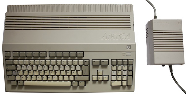 My Amiga 500 20th universary 1992 - 2012