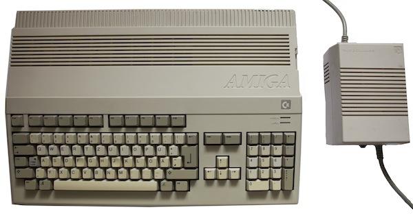 My Amiga 500 20th universary 1992 - 2012