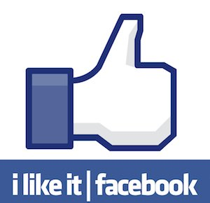 Facebook Lubię to